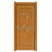 高檔工程實木復合套裝門