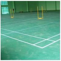 济南塑胶地板,乒乓球地板羽毛球室塑胶地板1505310044