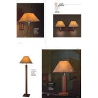 酒店客房台灯、实木台灯、灯具、灯饰