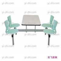 学校学生食堂专用餐桌椅,广州学校食堂餐桌椅