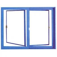 安信门窗-彩色铝合金门窗