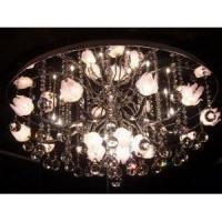水晶灯-现代水晶灯