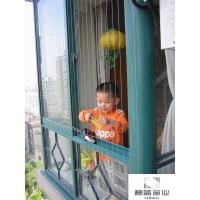 宁波儿童隐形防护防盗网/防护网隐形防盗窗/隐形钢丝网/隔离网
