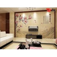 唐梦 电视瓷砖背景墙 瓷砖雕刻 电视背景墙瓷砖 电视墙砖 仿