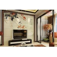 国内艺术瓷砖第一品牌唐梦瓷砖背景墙