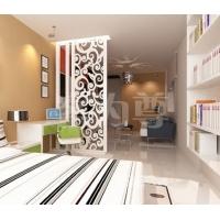 南京裝飾-南京室內裝修-客為尊裝修-客廳效果圖6