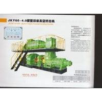 陕西皇城砖机全套生产线设备