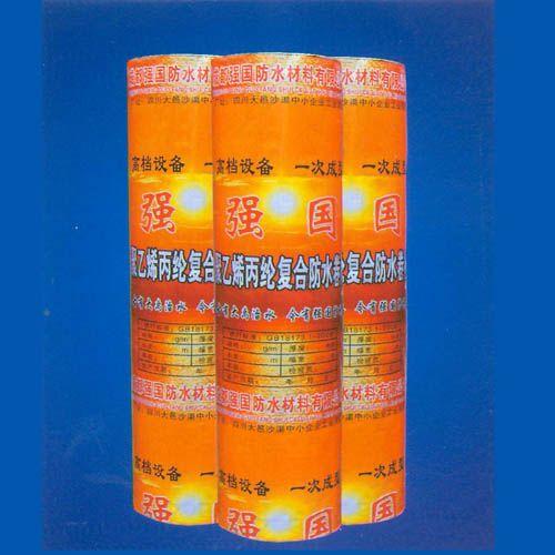 聚乙烯丙(�欤┚]高分子�秃戏浪�卷材