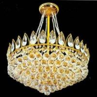 水晶灯-贝尔维斯吊顶水晶灯