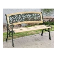 公园椅制作