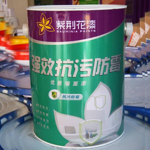 优质墙面漆|陕西西安紫荆花漆