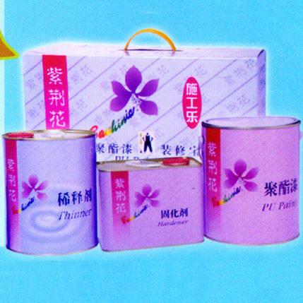 施工乐聚酯装饰漆 | 陕西西安紫荆花漆