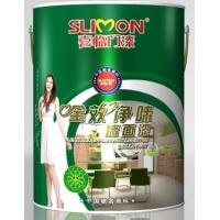 中国十大品牌油漆涂料 喜临门全效净味墙面漆
