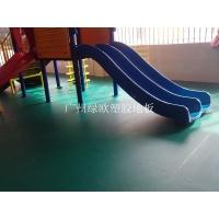 广州番禺幼儿园安全运动地板