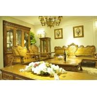 欧式沙发,客厅沙发,全实木沙发,高档家具,欧式家具图片