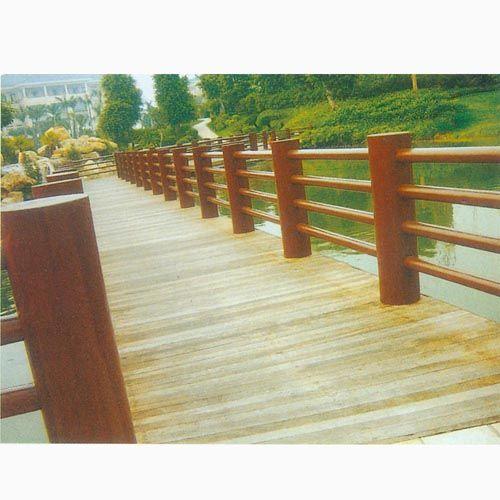 防腐木材-木桥系列