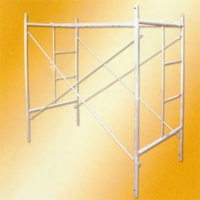 南京门式脚手架-脚手架租赁-汉高建材-门式脚手架-移动脚手架