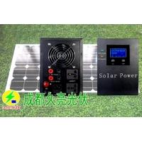 成都1500W-2000W太阳板控制逆变发电系统,成都久亮光