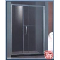 定做挡水玻璃门-挡水屏封YL-27