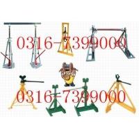 大型线盘支承架(液压放线支架),简易放线支架,
