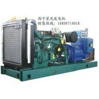 青海省海南州医院500KW沃尔沃柴油发电