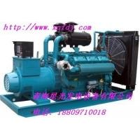 动力性300KW上柴柴油发电机组青海特售
