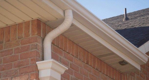 方型雨水管,落水管件,PVC落水系统