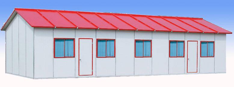 您所在的位置: 产品中心 钢结构 钢结构 彩钢房