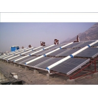 部队太阳能热水工程