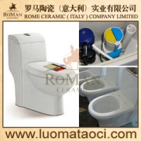 罗马陶瓷(意大利)卫浴-连体座便器-马桶-坐便器