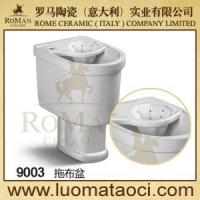 罗马品质-卫浴洁具批发-拖布池9003