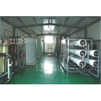 15吨宁波水处理设备、大型工业纺织印染污水废水回用处理设备