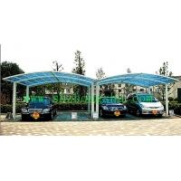 钢结构停车棚,耐力板停车篷,成型停车棚工厂专业订制