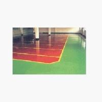 波涛环氧地坪涂料-高洁净耐磨地坪图片