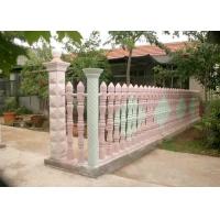 日照围栏-美城水泥制品-艺术栏杆