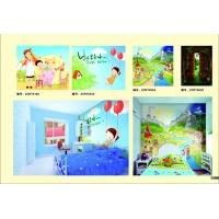 荞骏壁纸 触觉享受 环保PVC壁画墙纸 客厅卧室壁纸 书房茶