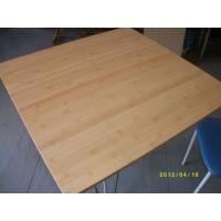 供应本色竹家具面板,竹子台面板,桌面板。