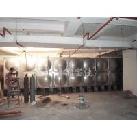 不锈钢水箱  湘宝佳SUS304不锈钢水箱