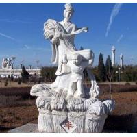 北京天树大理石厂西方人物雕刻|园林古建雕刻|房山石窝园林雕刻