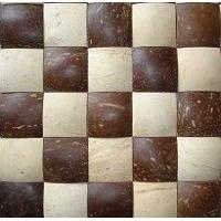 椰皮装饰板 椰皮板 椰皮马赛克