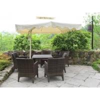 休闲桌椅、遮阳伞