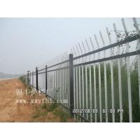 河南围墙护栏 小区住宅围墙栏杆 场地安全围栏