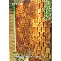 广东佛山热销森林木屋木背景墙,金檀的奇异构成,完美的装饰材.