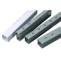 优质塑料线槽 通用PVC行线槽 走线槽 阻燃环保布线槽 配线
