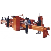 彩色水泥瓦生产设备、彩瓦生产线、模压彩瓦设备
