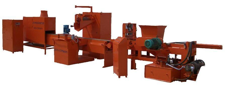 CRTB-10YJ型辊压式彩瓦机械