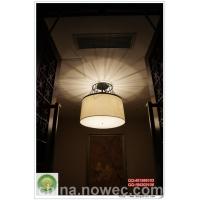酒店羊皮吊灯|酒店羊皮壁灯|酒店非标羊皮灯|羊皮工程灯