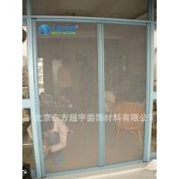 合肥防盗窗彩钢防盗窗伸缩式固定式