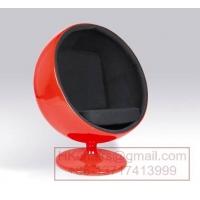 玻璃钢球椅-太空椅