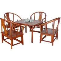东阳木雕-南京仿古家具-华阳一品居-红木家具-桌椅-2
